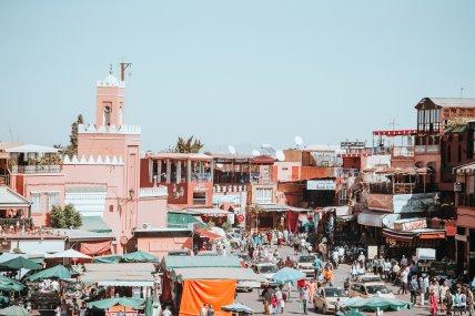Novo painel de consumidores em Marrocos