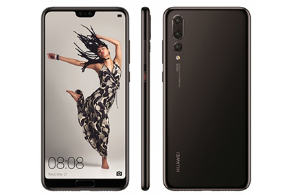 Huawei launches new P20 series