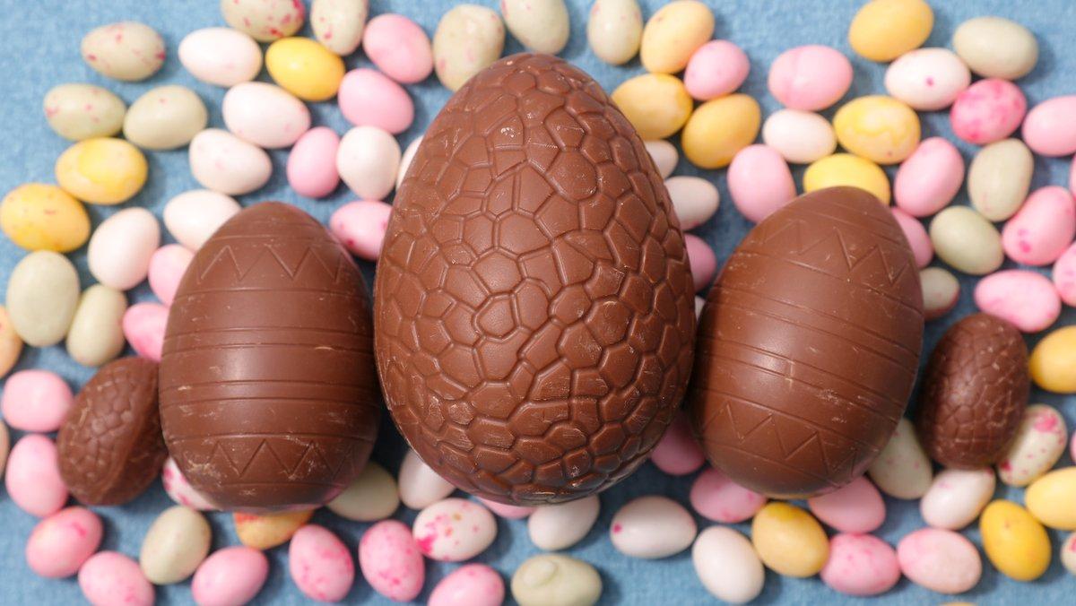 Ovos de chocolate seguem os preferidos dos brasileiros