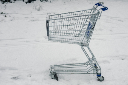Irish grocery market fends off the Beast from the East