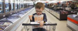 Niños, poderosos influencers del gasto en el hogar