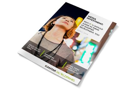 广告投放能多大程度上拉动快消品销售?