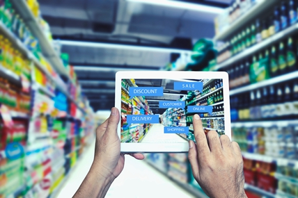 New retail speeds up the online and offline integration