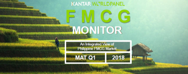 FMCG Monitor: Q1 2018