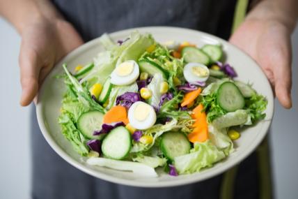 Día de la ensalada: La vida en verde