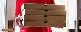 The role of aggregators for food delivery in Spain
