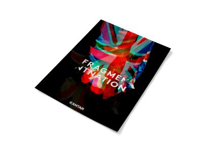 Report presented at the  Kantar FragmentNation event in London on 11 July 2018