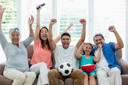 La pasión del fútbol en los hogares mexicanos