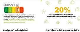 L'information Nutri-Score a-t-elle réussi à s'imposer ?