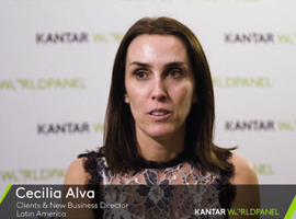 "Cecilia Alva: ""Latin American seniors choose premium and spend more"""