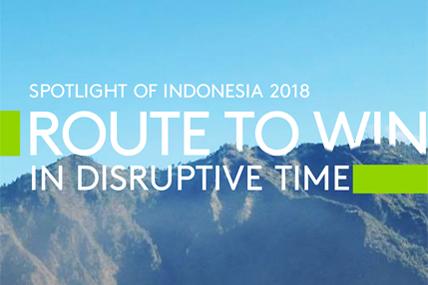 Spotlight of Indonesia 2018