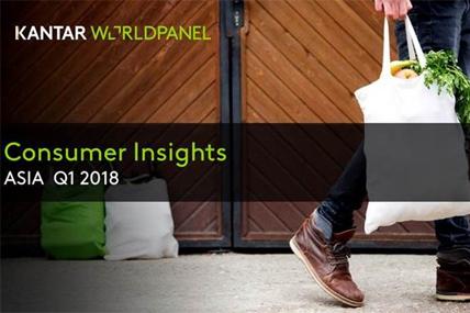 Q1 2018 Asia Consumer Insights