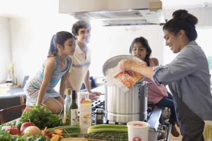 En México, cocinar es un orgullo para las familias