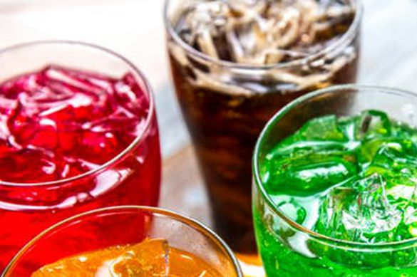 Bubbling drinks outperformed in overall beverage market