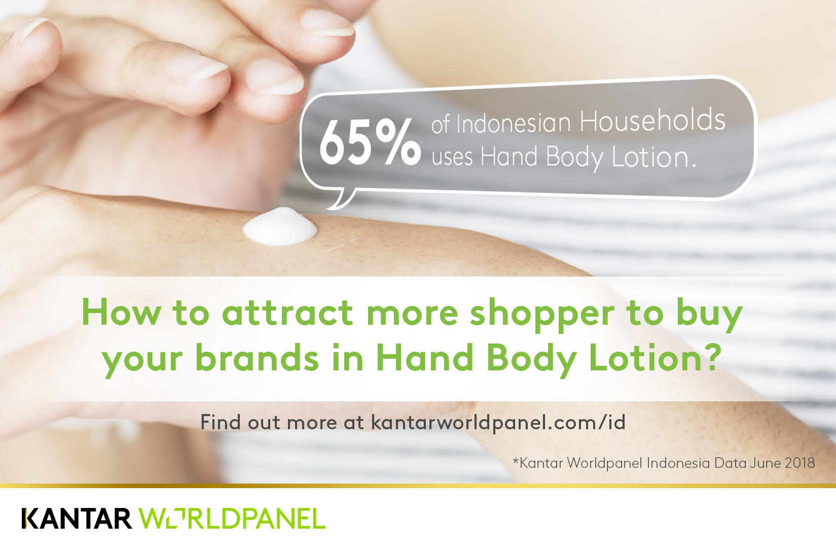 Kantar Worldpanel Trivia Series - Hand Body Lotion