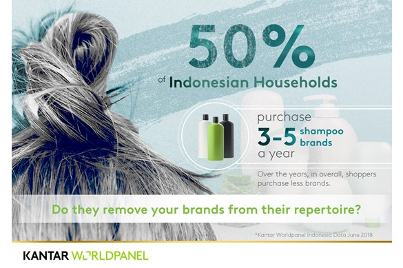Kantar Worldpanel Trivia Series - Shampoo Brands