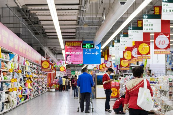 1/3 Chinese Families will Buy FMCG Online During 'D11'