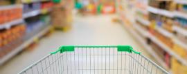 El consumo registra su primera contracción del año