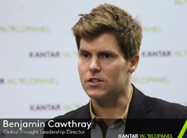 "Benjamin Cawthray: ""Benchmark within your category"""
