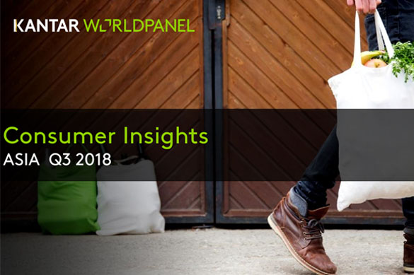Asia Consumer Insights: overall FMCG growth by 4.2%