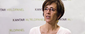 "Maria Josep Martínez: ""70% of coffee spend is OOH"""