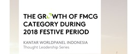 2018 Festive Season for FMCG in Indonesia
