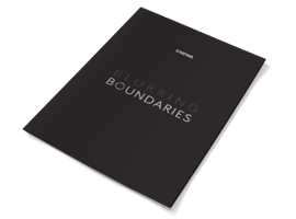 Nuevo reporte Blurring Boundaries