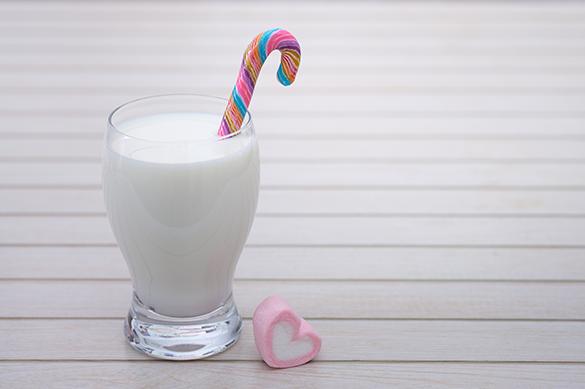 Milk drives slowdown in dairy sector