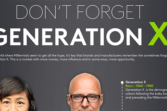 Don't forget Generation X