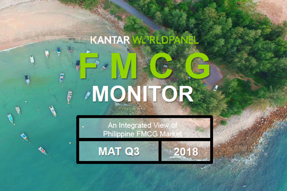 FMCG Monitor: Q3 2018