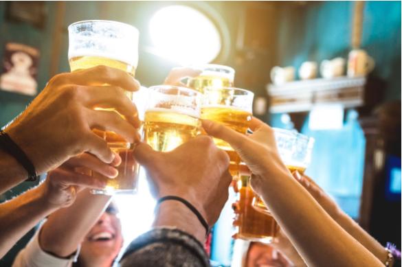 Bebidas alcoólicas gerou R$ 8,5 bilhões em um ano
