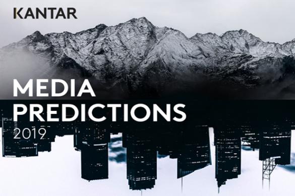 Kantar apresenta previsões para a mídia em 2019