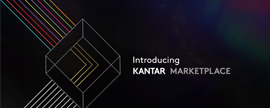Kantar Marketplace: New research and insights store