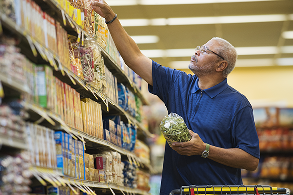 Rising prices drive grocery sales growth