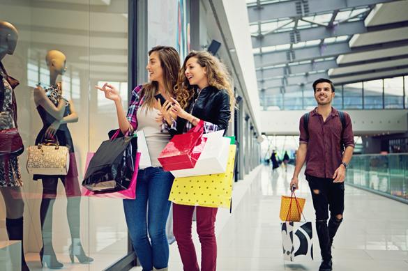Los consumidores se muestran cada vez más exigentes con las cadenas de moda, y perciben 4 tipologías de retailers.