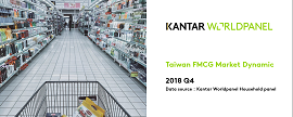 2018 Q4 Taiwan FMCG Monitor