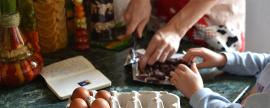 Qué y cómo comen las familias con niños en México