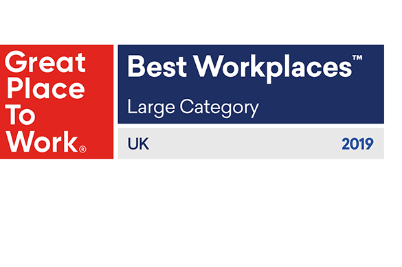 Kantar voted one of the UK's Best Workplaces