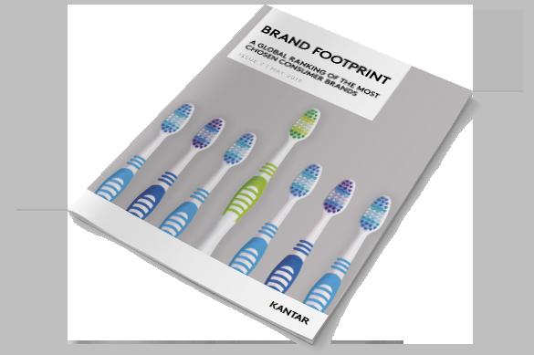 Brand Footprint 2019 : le classement France