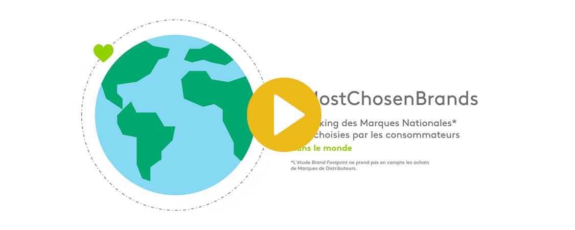 Brand Footprint France : le TOP 20 en vidéo !