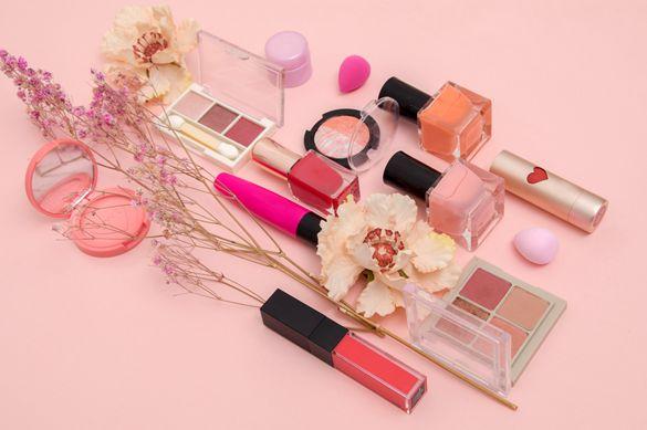 欣欣向荣的中国美妆市场
