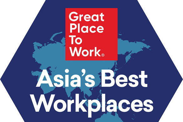 Kantar recognized as a 2019 Best Workplace in Asia