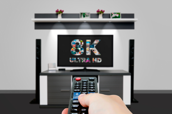 Are consumers ready for 8K TV?