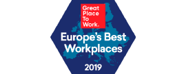 We are a Great Place to Work in Europe
