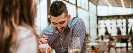 El 51% de los españoles ha comprado comida a domicilio