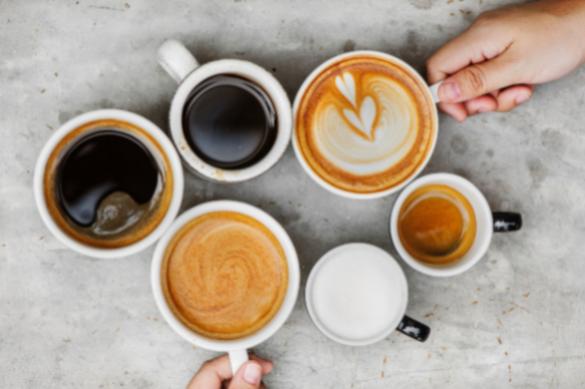 Um país numa chávena de café