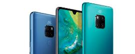 Huawei sufre un revés en el segundo trimestre de 2019