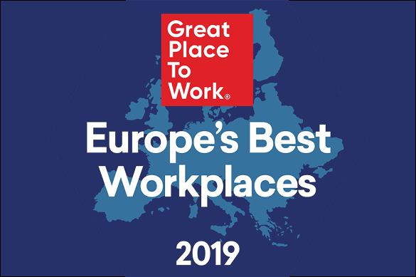 Worldpanel France élue 'Europe's Best Workplace' !