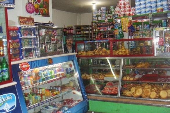 En consumo en las tiendas de Colombia