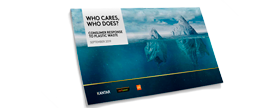 Who Cares, Who Does? 플라스틱 쓰레기에 대한 소비자 인식 조사  - webinar